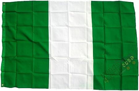Special Offer.....Nigeria National Flag 5ft x 3ft
