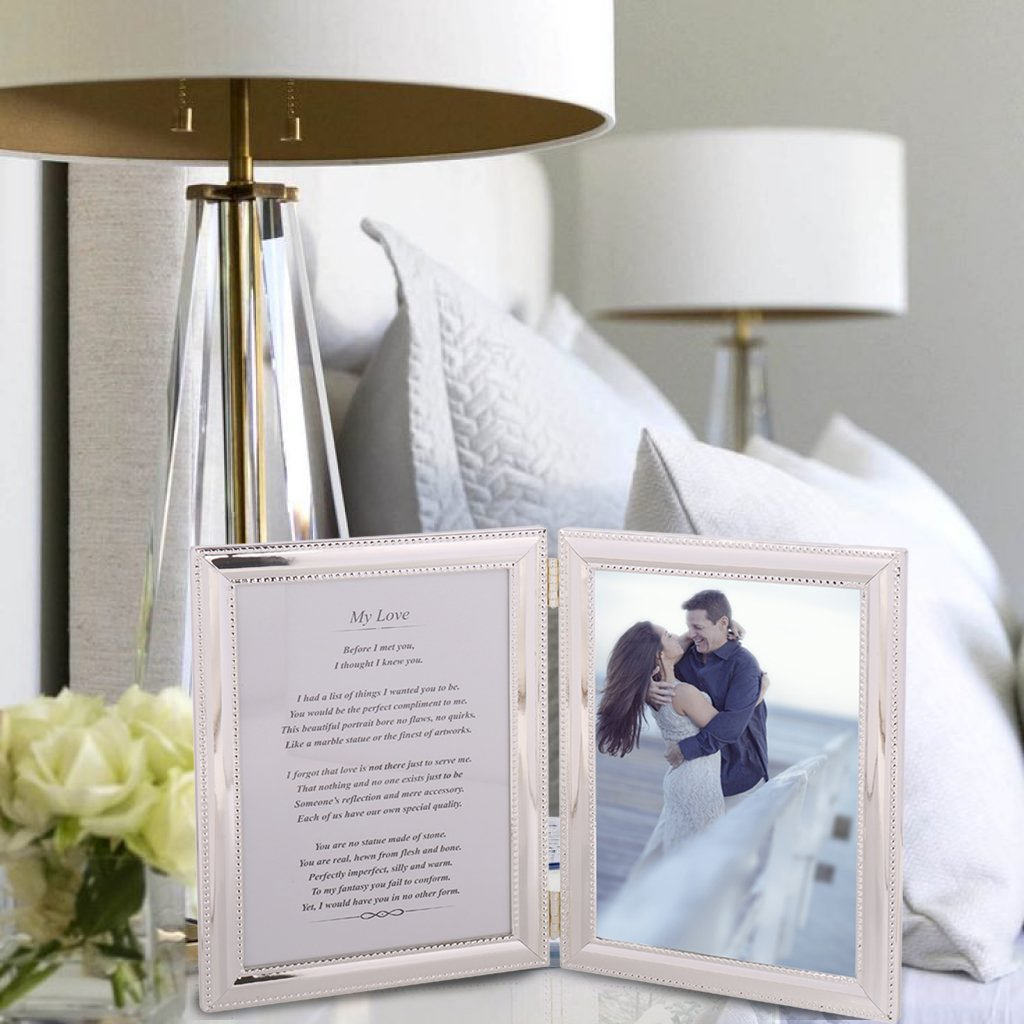 Amazon.com - Romantic Gift Picture Frame for Husband, Wife ...