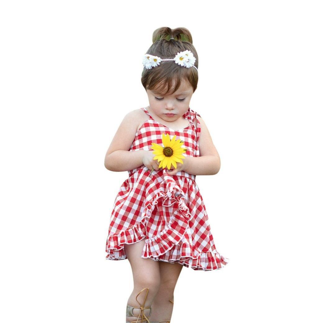 Vestido Para Bebé NiñAs DRESS Start® Vestido Linda ImpresióN De ...