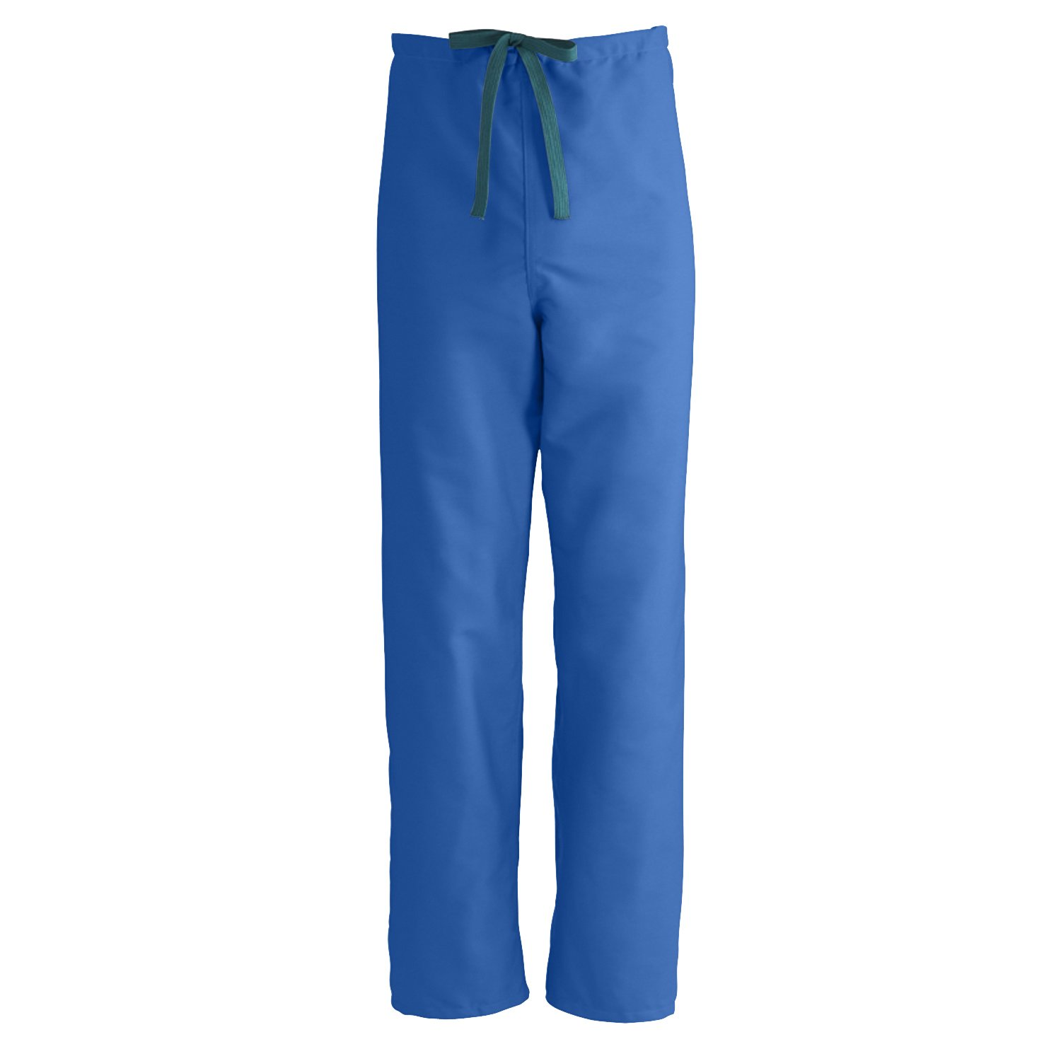 Medline PerforMAX Reversible Drawstring Scrub Pant, ANG-CC, Small, Royal Blue