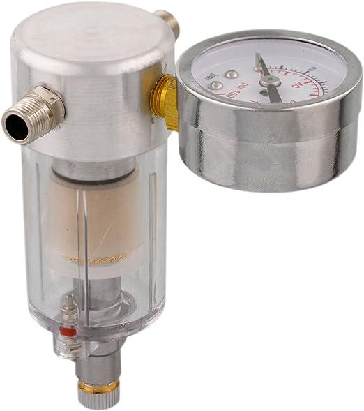 Trampa de agua para compresor como funciona