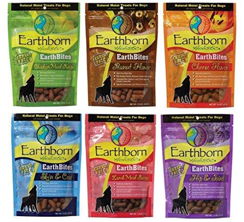 Earthborn Holistic EarthBites Grain-Free Gluten-Free Natural