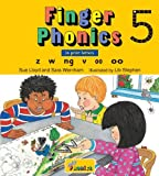 Finger Phonics Book 5 (Print Letters), Sue Lloyd and Sara Wernham, 1844141497