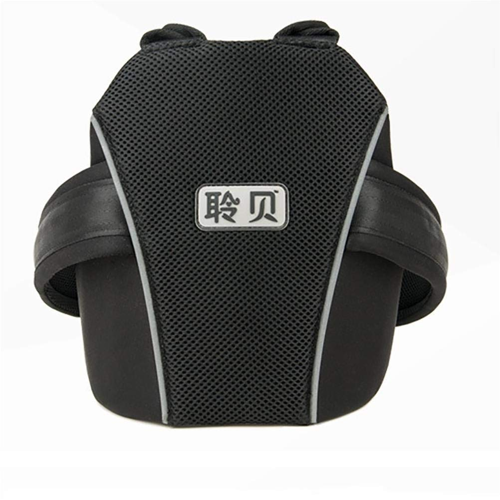 Children Motorcycle Safety Seats Belt Harness for Riding Horseback Snowmobile Motorcycle Child Safety Harness with Handles Reflective Material,Black