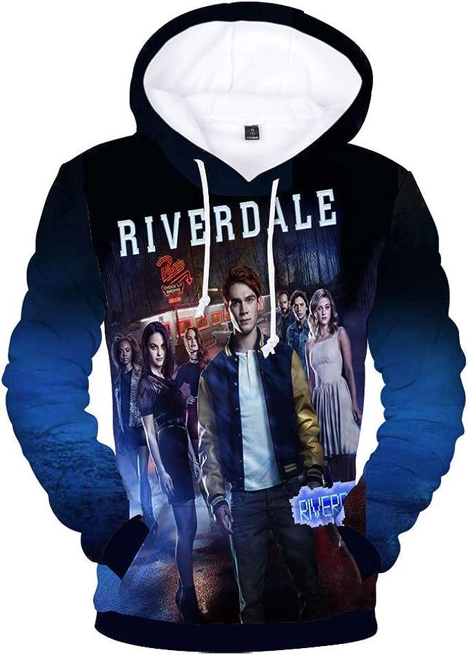 Serpent Of Riverdale Hoodie Sweatshirt South Side Serpents Jumper Jacket Mens 01