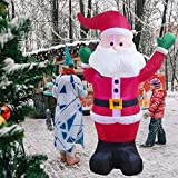 Twinkle Star 6.4 Feet Christmas Inflatables Lighted