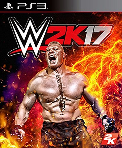 61GIYr2uw1L - WWE 2K17 - PlayStation 3