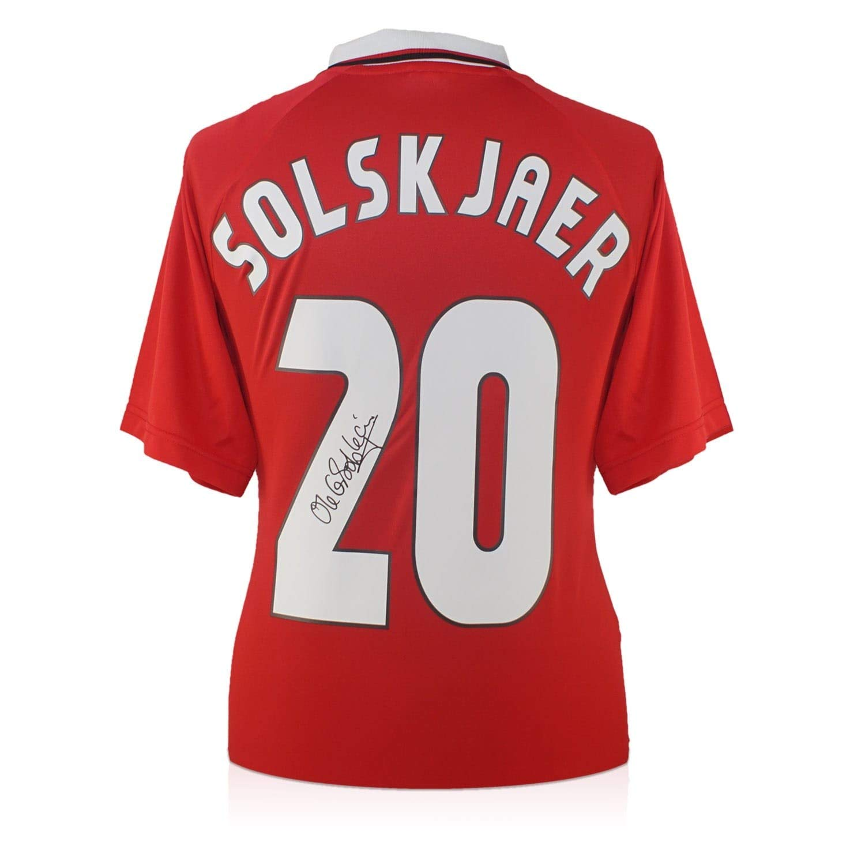 exclusivememorabilia.com Camiseta del Manchester United ...