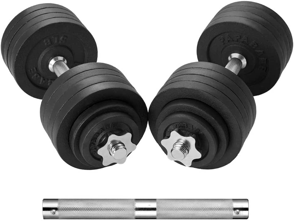 Image result for Papababe Adjustable Dumbbells