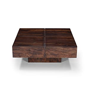 Royaloak Yoga Coffee Table (Walnut)