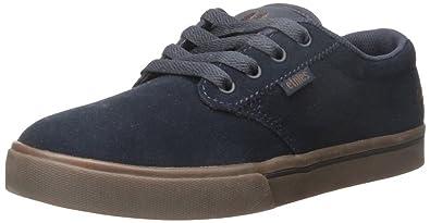 etnies Jameson 2 Eco Navy Gum Suede Mens Skate Trainer Shoes-10