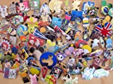Lot of 100 Collectible Disney Trading Lapel Pins – Authentic NO Doubles Fast Shipping