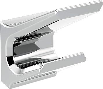 Delta Faucet 79936 Pivotal Double Robe Hook Polished Chrome Amazon Com