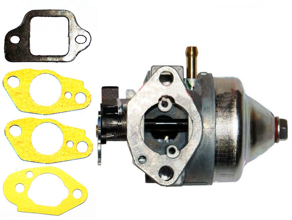 Honda 16100-ZM0-803 GENUINE OEM Outdoor Power Equipment Small Engines CARBURETOR ASSEMBLY & MOUNTING GASKETS KIT