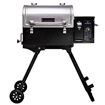 Camp Chef Pursuit Portable Pellet Grill