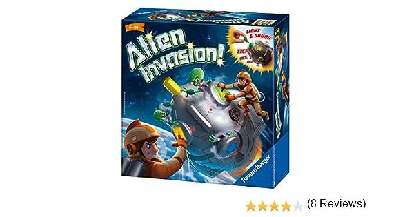 Ravensburger Alien Invasion-Juego de Mesa 21379, Multicolor (213795): Amazon.es: Juguetes y juegos
