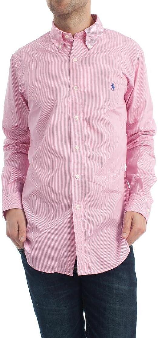 Camisa Polo Ralph Lauren Rosa XXL Rosa: Amazon.es: Ropa y accesorios