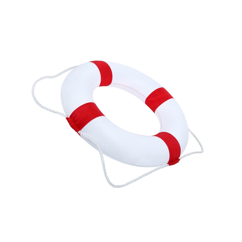 Flotador de Espuma Flotador Macizo de los Niños,Aro de Salvavidas,Salvavidas de Piscina,Mar,Lago. Rojo: Amazon.es: Deportes y aire libre