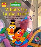 What's Up in the Attic? (Little Golden Book)