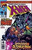 Uncanny X-Men, The #349 VF/NM ; Marvel comic book