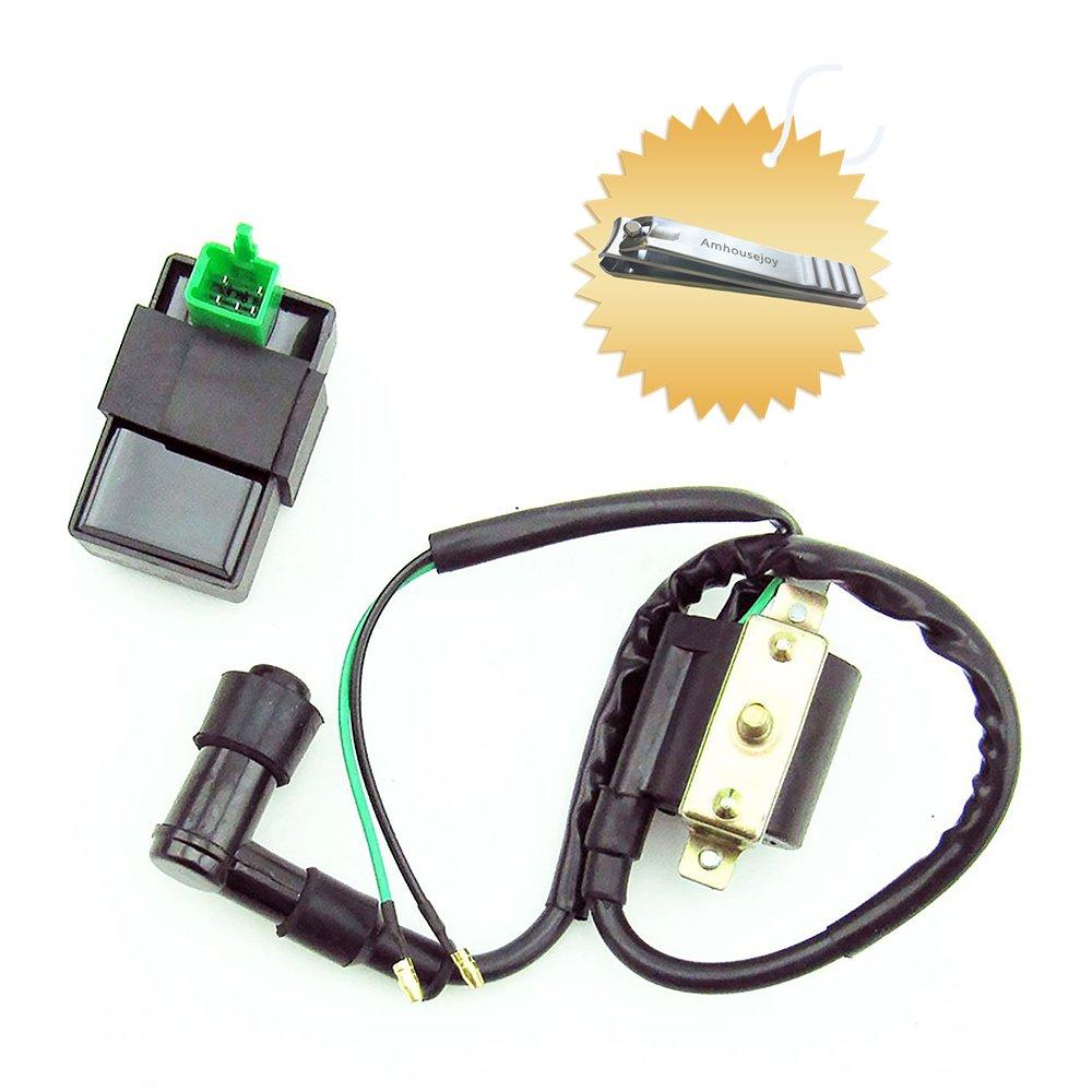 WRG-1056] Meerkat 50cc Atv Starter Wiring on