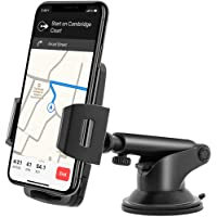 Eono by Amazon—Telefoonhouder Auto, Gsm-houder met Afwasbare Gelpad,Universele Phone Holder voor Voorruit en Dashboard…