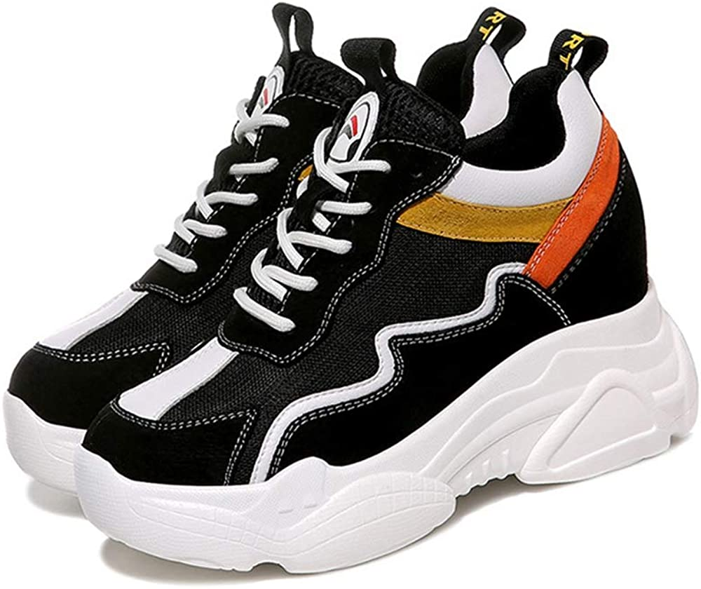 running shoes with black soles