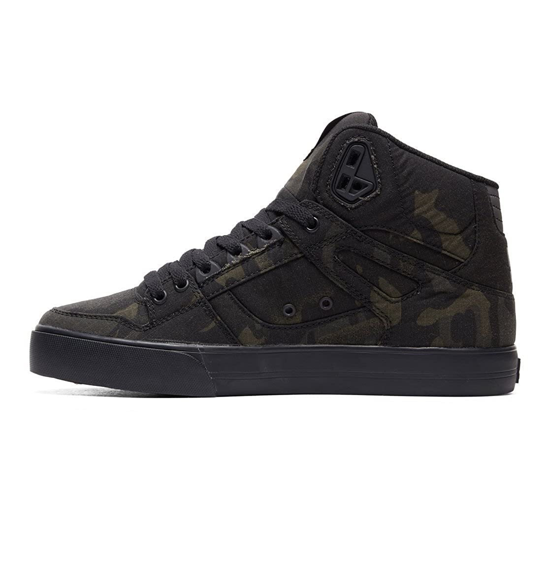 DC Shoes Pure High-Top WC TX Se Camo Scarpe AI18