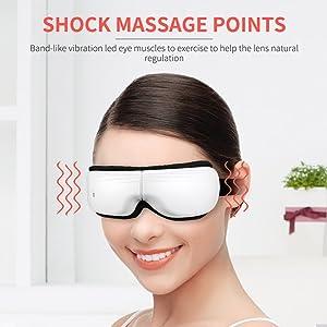 Bromose Eye Massager