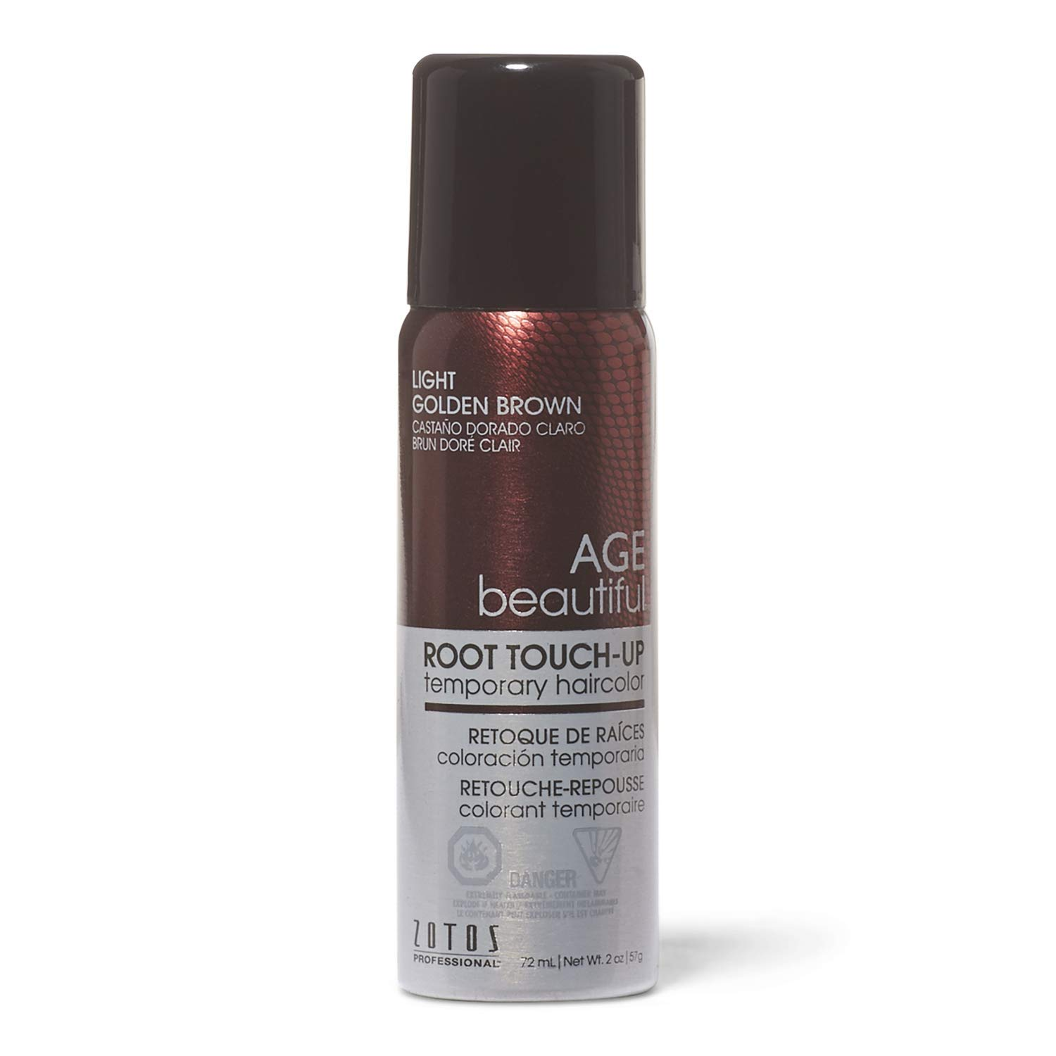 AGEbeautiful Root touch-up, light golden brown, Light Golden Brown, 2 Ounce by AGEbeautiful