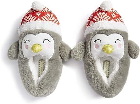Love to Lounge Penguin Slipper Slippers