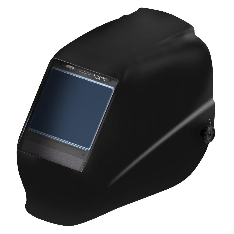 Jackson Safety TrueSight II Digital Auto Darkening Welding Helmet with Balder Technology (29371), W70 HLX ADF, Black