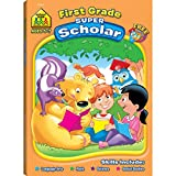 img - for Super Scholar Wookbook-First Grade Ages 5-7 book / textbook / text book