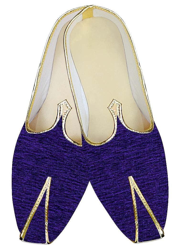 INMONARCH Hombres Zapatos de Bodas de Regencia Handcrafted MJ014264 41 EU