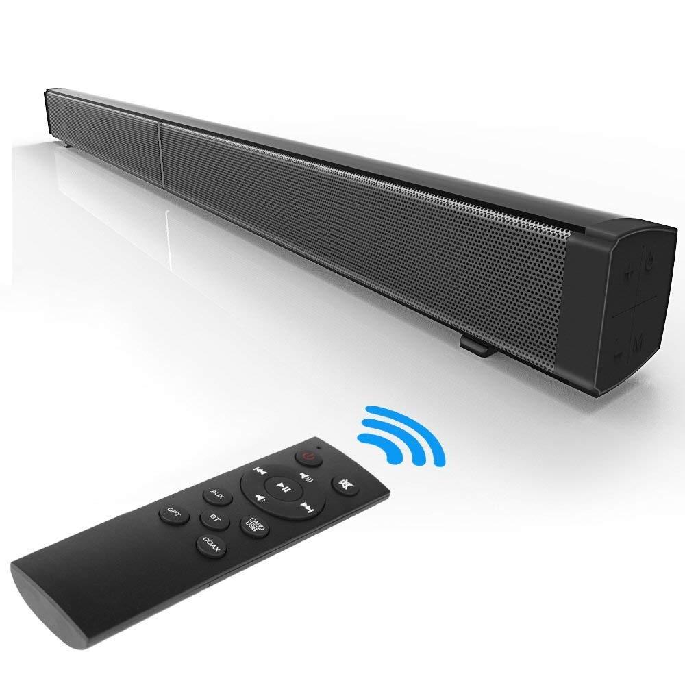 Hjlxd Tv Soundbar Bluetooth Wired Wireless Fr 40 Watt Ja Wiring Diagram Hifi Surround Deep Bass 20 Kanal Sound Bar 50 Zoll Home Theater 2018model