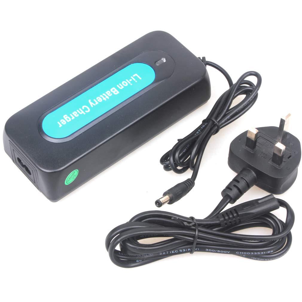 Power Smart/® erider bater/ía Cargador para Bater/ía 36/V Iones Para E-Bike//bicicleta el/éctrica ack4201/C060l1001