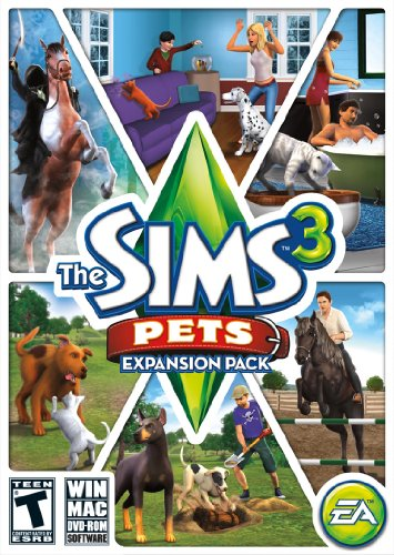 The Sims 3: Pets Expansion Pack (Sims Game For Computer)