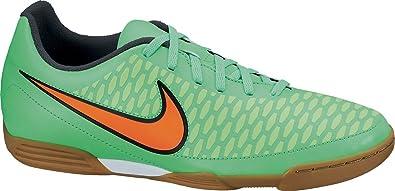 new style d471d 07d64 Nike Erwachsenen Hallenschuh MAGISTA OLA IC green orange, Größe:40.5 ...