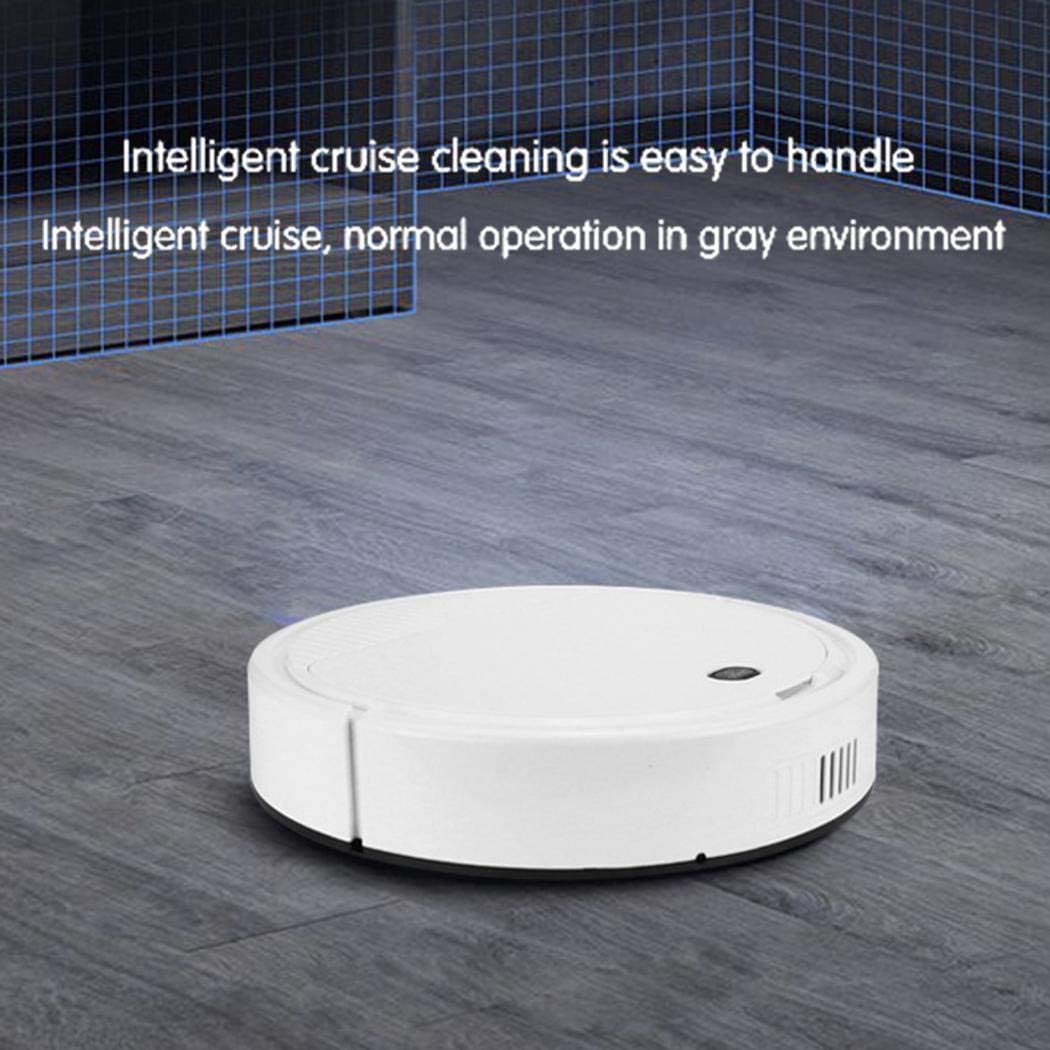 Biuday Household Intelligent Sweeping Robot Automatic Cleaner Mini Smart Vacuum Cleaner Handheld Filters