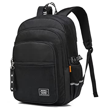 204d9a46a60c Childrens Backpack Primary School Bag for Boys Girls 6-12 Years Old ...
