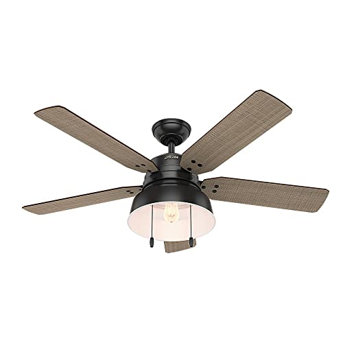 42 Indoor Bluetooth Music Play Ceiling Fan Light with Retractable Blades, Remote Control LED Light 3 Colors Switch 3-Speed Silent Motor Fan and Chandelier Modern