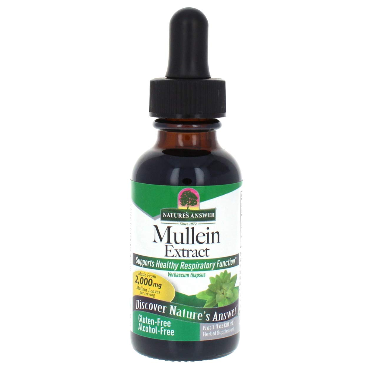 Natures Answer - Mullein Leaf - 30ml