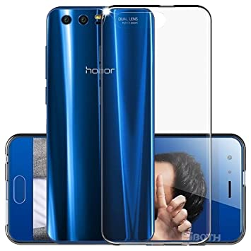 Coque Smartphone Honor Coque De Protection Transparente Bleu Pour Honor 9 69zxZTEW