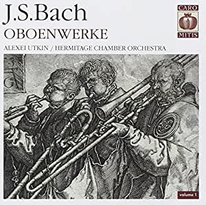 J.S. Bach: Oboenwerke