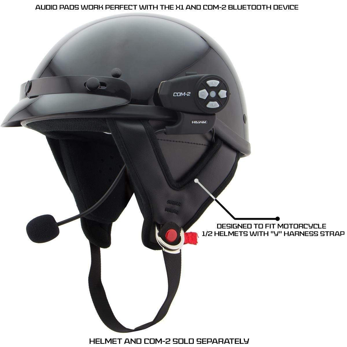 Outlaw Audio Speaker oreja Insertar Almohadillas comodidad con ...