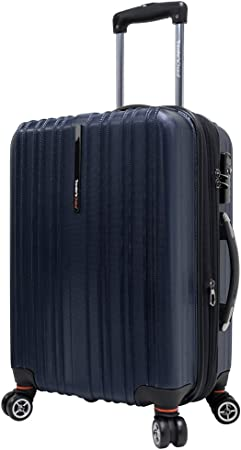 Traveler's Choice Expandable Spinner Luggage