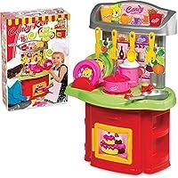 Dede - Fentoys 01505 Candy &Ken Şef Mutfak Set