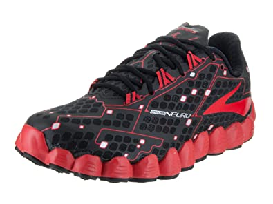 Brooks Zapatillas de Running para Neuro Negra y Blanca: Amazon.es: Zapatos y complementos