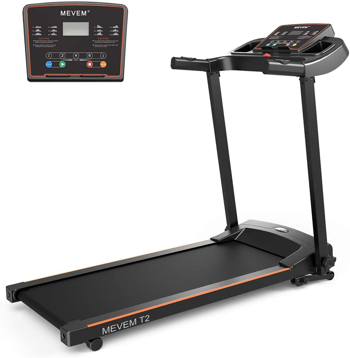 Treadmill Electric Folding