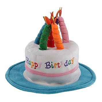 Gazechimp Sombrero para Niños Celebración de Cumpleaños ...